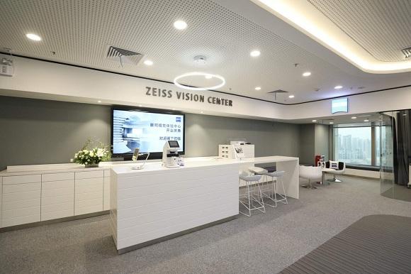 蔡司视觉体验中心落户广州,齐聚黑科技,解密独一无二的眼睛