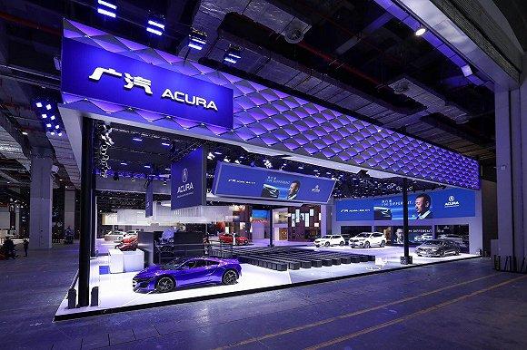广汽Acura将RDX A SPEC概念版带入中国图片
