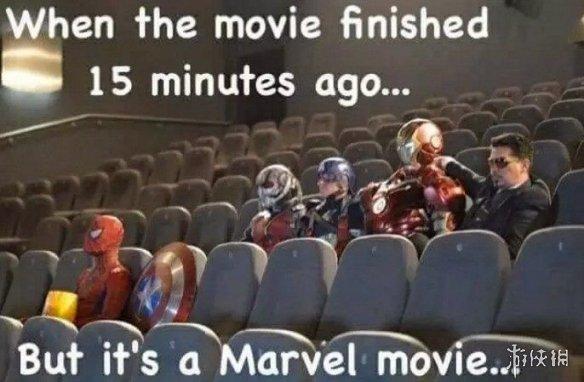漫威英雄电影下载 只有漫威粉才懂的梗!网友恶搞漫威超级英雄沙雕图