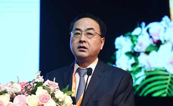 中国中车总经理孙永才。东方IC 资料