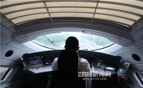 新建哈佳铁路9月正式投入运营