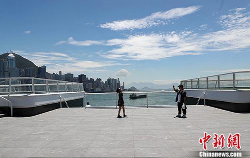 香港遇炎热干旱天气 水务署长强调供水无需担忧