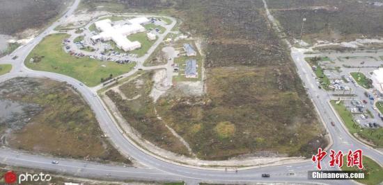 """飓风""""多里安""""肆虐巴哈马已致7死 正逼近美国"""