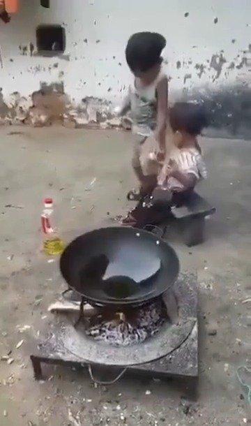 长兄如父,真的是穷人的孩子早当家