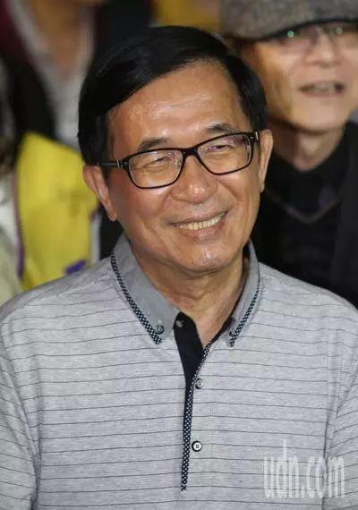 刑期未满的陈水扁因病获准保外就医(图片来源:台湾《联合报》)
