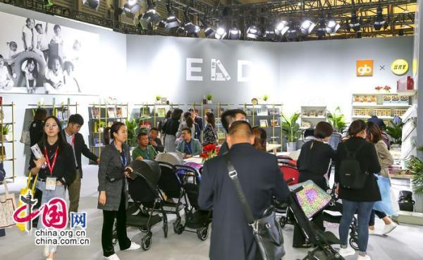 中国国际婴童用品展显示中国企业创新活力高涨
