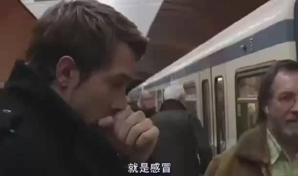 國外的感冒與肺炎的衛教影片 拍的真好