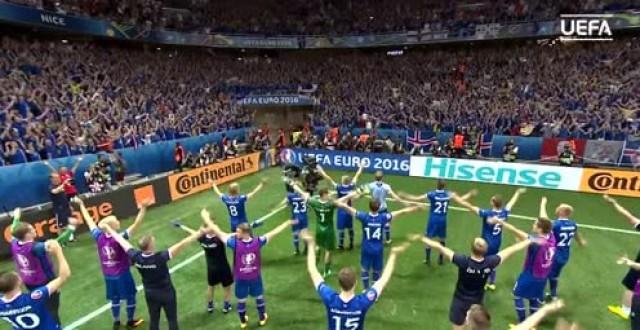 冰岛队长亲笔信:维京战吼前所未有,振聋发聩渗透脊骨