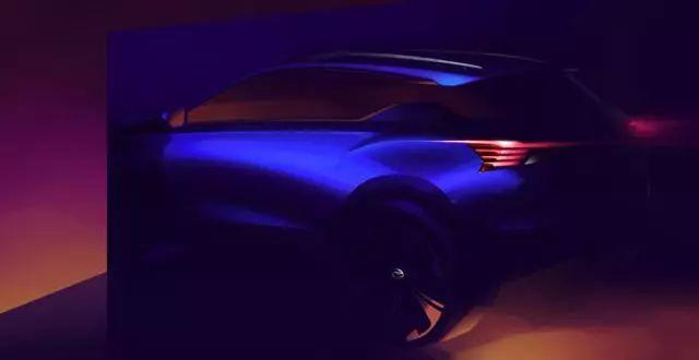 中国品牌最热SUV之一,新款设计图曝光,11月上市