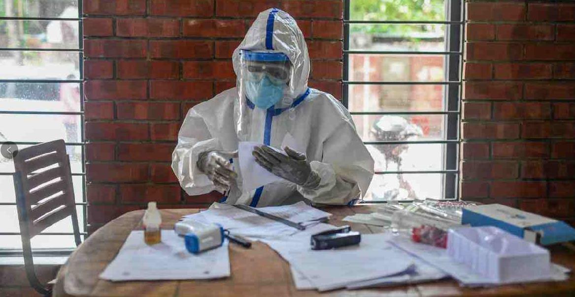 孟加拉国新增2029例新冠肺炎确诊病例 累计40321例