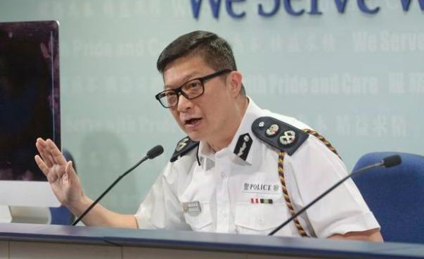 港警一哥:修例风波共拘捕5800人 学生占四成|暴力