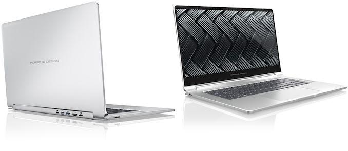 保时捷设计推出15.6英寸笔记本:搭载i7-8500Y,无风扇设计