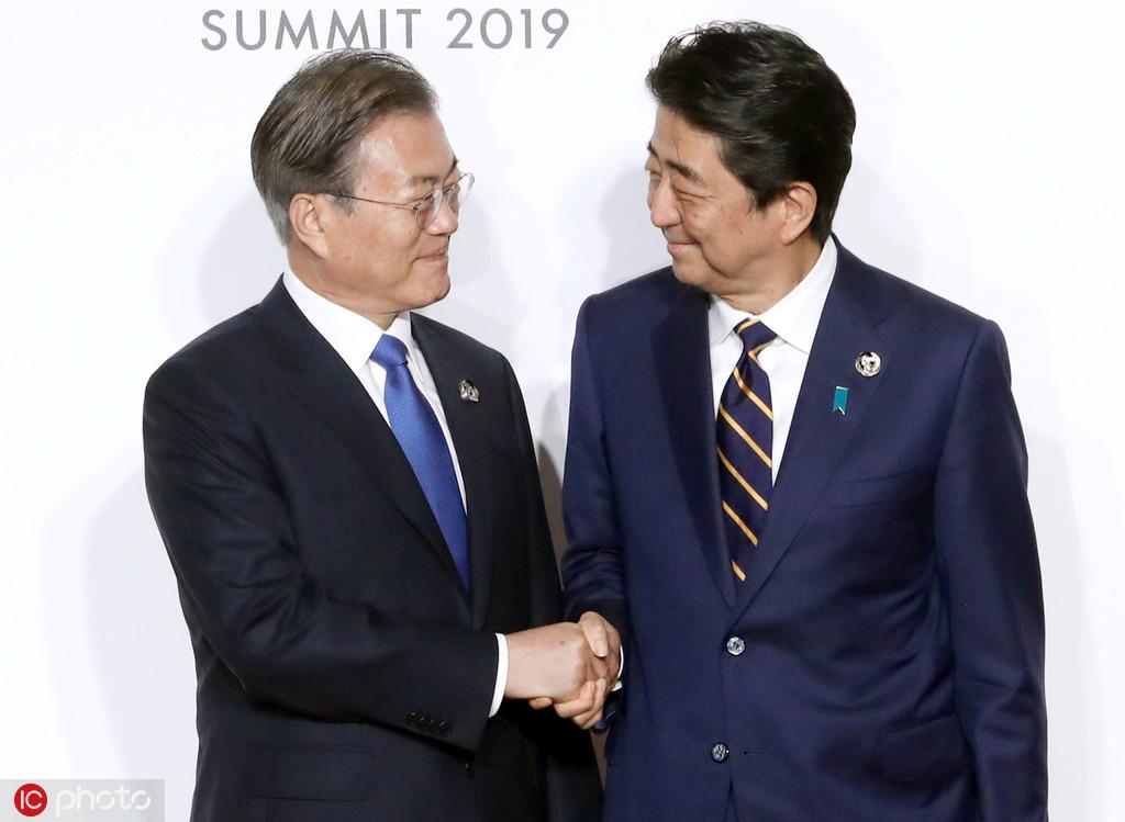 贸易战100天日韩将磋商 韩媒:日本损失是韩国9倍