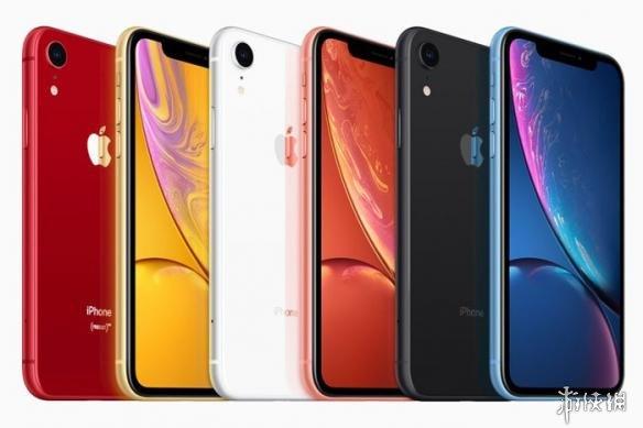 苹果上架iPhone XR透明保护壳 塑料材质 售价298元
