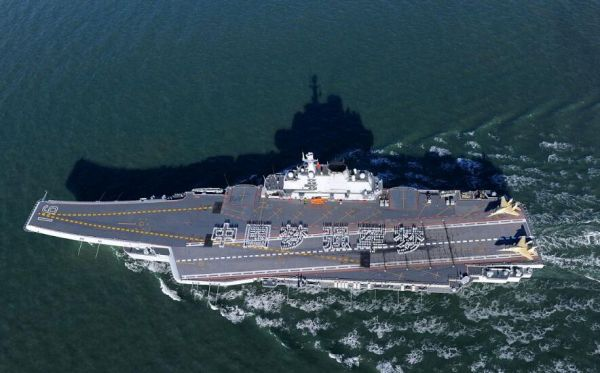 俄海军为何无法与中国相比 俄媒:看看中国的2艘航母爱情保卫战海霞