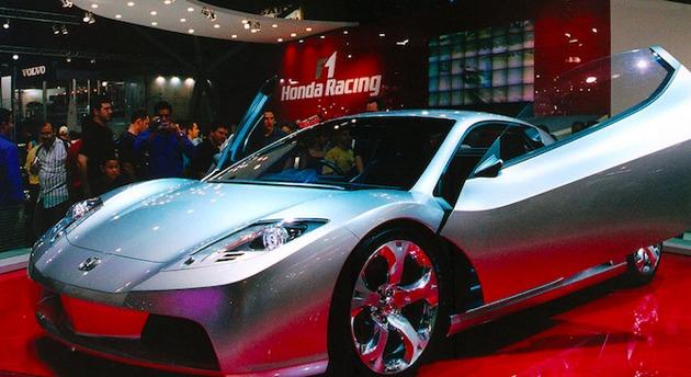 本田将投27.5亿美元与通用抱团开发自动驾驶技术