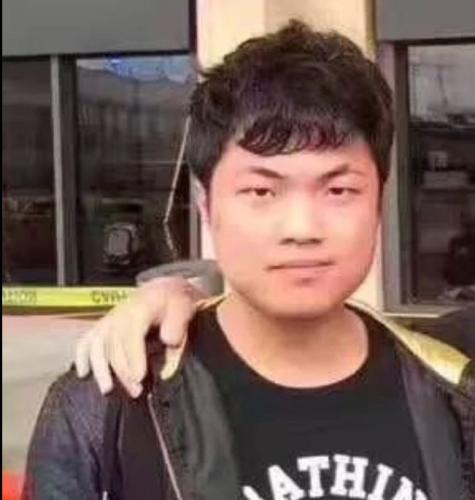 密西根大学数学系大四中国留学生曹昕海已经失联将近三天。(图片来源:美国《世界日报》取自密大微博公众号)