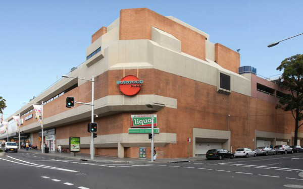 悉尼知名華人區Burwood 圖片來自網絡