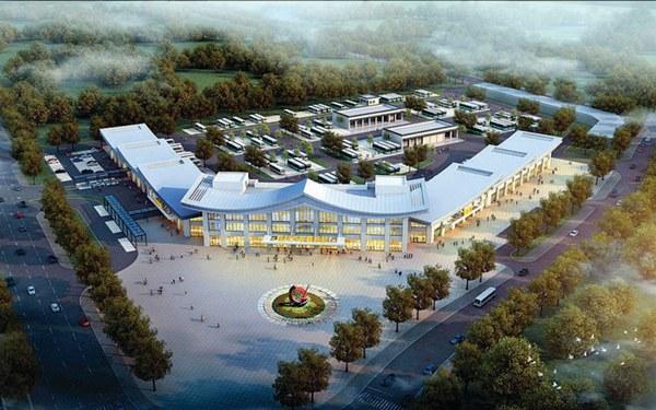龙门新汽车客运站或明年春运前投用 定位一级A类客运站