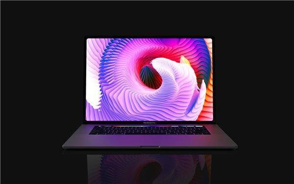 苹果16英寸MacBook Pro最快本月发布,高屏占比+6个USB-C端口
