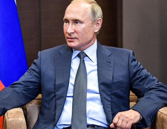 俄罗斯总统普京(塔斯社)