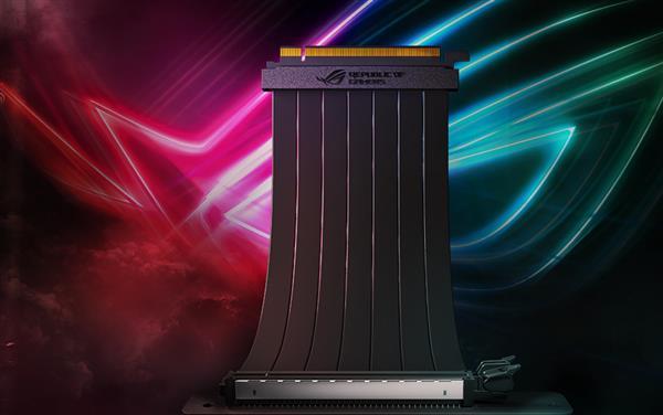 华硕推出ROG STRIX RISER转接线:ITX理线神器 售价382元