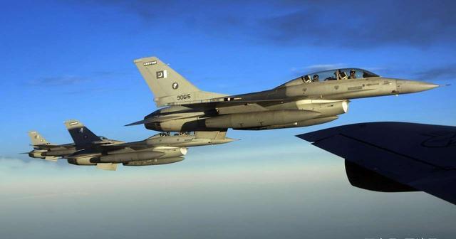 印度爆料巴基斯坦空军F-16紧急拦截一架德里飞往喀布尔的飞机