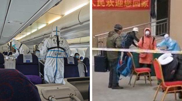 丹麦回国航班19人隐瞒病情致百余人隔离 乘客:真是在给祖国添乱