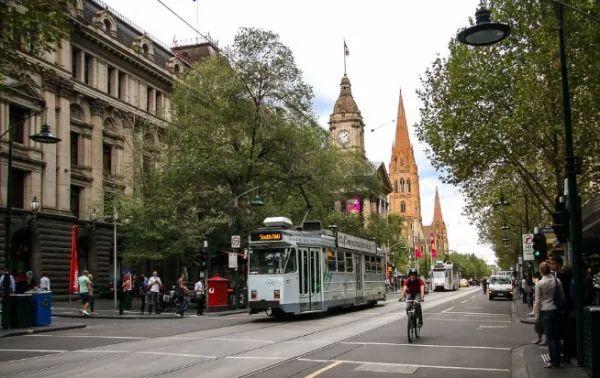 ▲澳大利亚街头