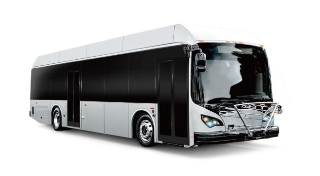 比亚迪已占领美国纯电动大巴市场份额50%以上