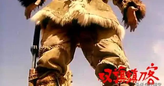 《双旗镇刀客》:中国西部武侠片的绝唱,徐克、周星驰都受其影响
