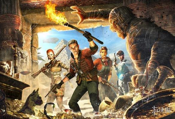 《狙击精英》系列开发商新作《奇异小队》发售日公布