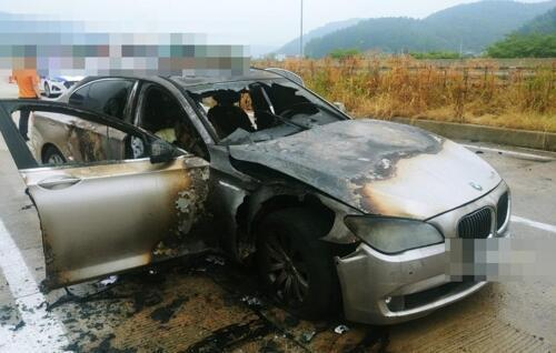 汽车宝马大众汽车疑存自燃风险 宝马在欧洲韩国