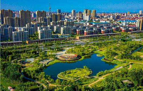 东营区委书记成秋林 巜打造高质量发展新引擎》署名理论文章 在巜中国经济周刊》发表