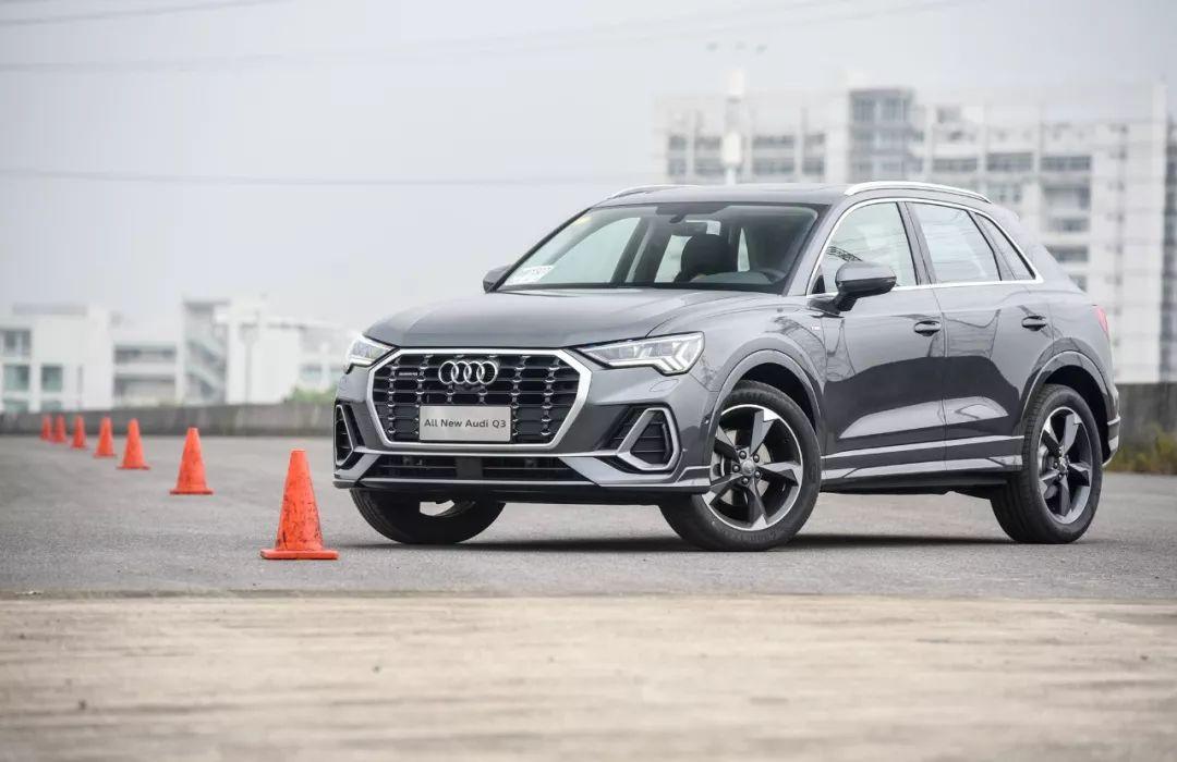 20多万就能买,奥迪全新SUV刚上市不久,加速、刹车实测结果曝光