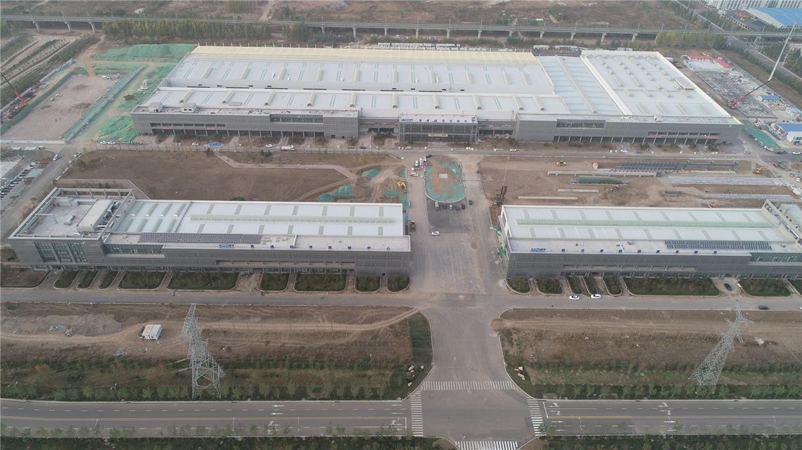 青岛轨道交通示范区:千亿产业链正形成