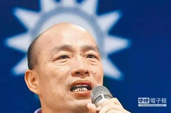韩国瑜选2020对不起高雄?沈富雄