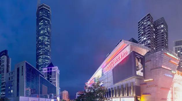深圳华强北(图片来源:摄图网)