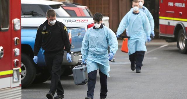 特朗普宣布马里兰州、伊利诺伊州等因疫情进入紧急状态