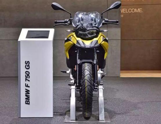 全新宝马拉力F750GS售11.19万...