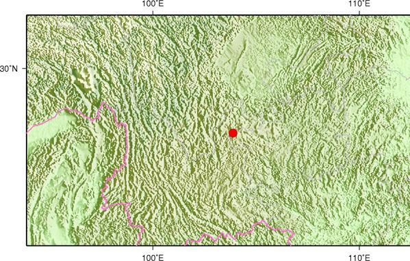 8月11日1时17分贵州毕节市威宁县发生3.2级地震