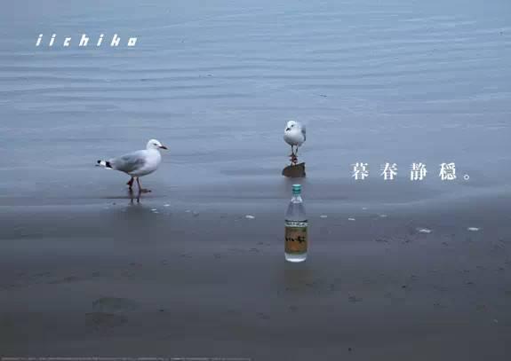 30余年 这款日本烧酒把自己拍成了一部文艺片