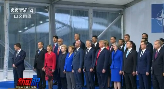 美俄首脑会晤在即 特朗普受访时竟点名欧盟是敌人