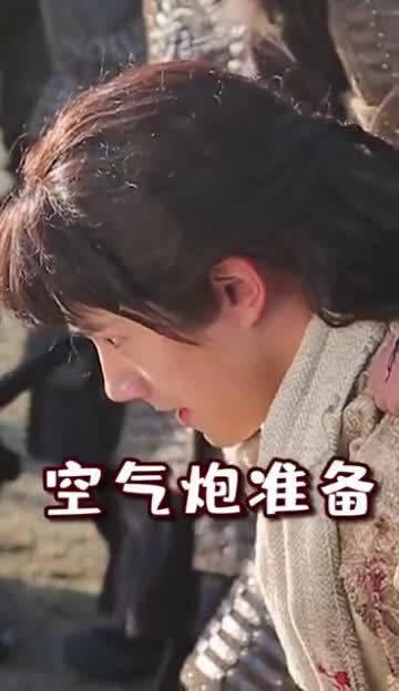 小柿子一头浓密飘舞秀发的秘密 刘昊然《九州缥缈录