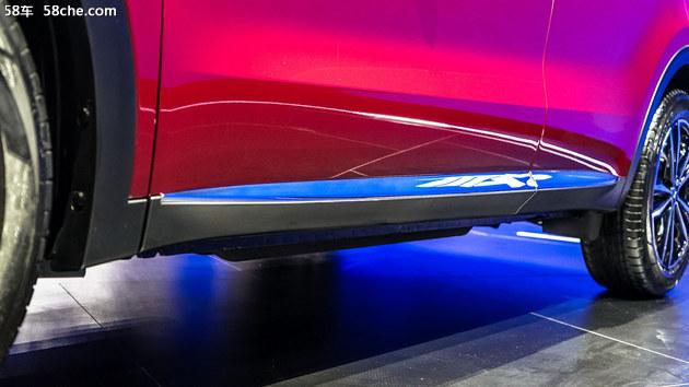 58秒看懂启辰全新紧凑SUV星 明年初上市