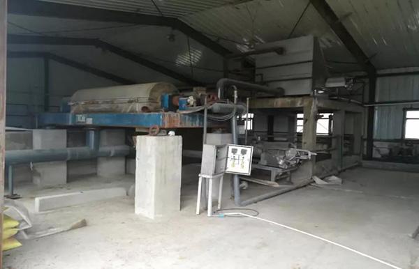 正邦集团养殖场污水处理设施处于停运状态