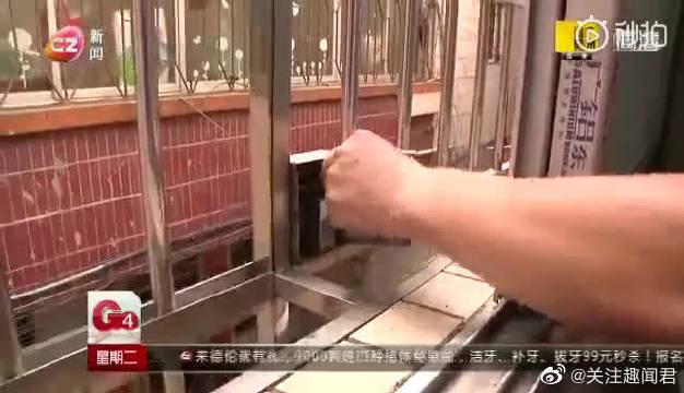 民间高手发明了居民楼火灾逃生防盗网,这个设计太实用了,以后盖