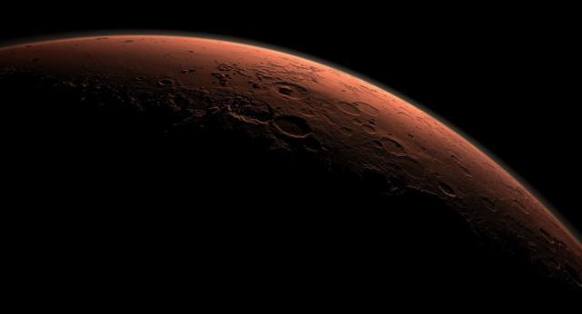 美国航天局否认其前雇员发现火星存在生命的说法。