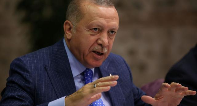 停火没两天,土耳其宣布将大马士革对库尔德部队的保护视为宣战