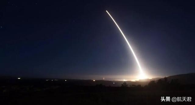 东风41亮相后仅1天 美军就试射民兵3洲际导弹